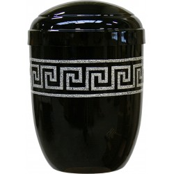 703 Frise grecque noir